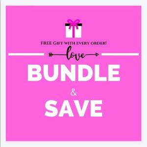 💕BUNDLE & SAVE! 🎉 FREE GIFT WITH EVERY ORDER🥳